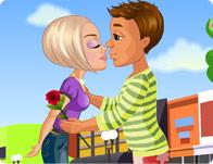 moi enfin embrassé sur la bouche !!!!!!!!!!!!